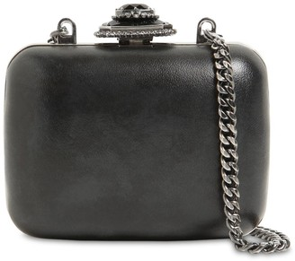 Alexander McQueen Mini Leather Clutch