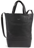 Rag & Bone Walker Convertible Leather Tote - Black