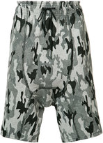 Tom Rebl camouflage shorts - men - Cotton/Nylon/Polyester/Spandex/Elastane - 48