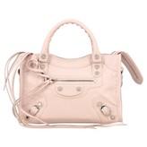 Balenciaga City Xs Leather Bag