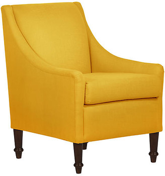 One Kings Lane Holmes Accent Chair - Mustard