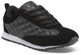 Quilted Fashion Sneakers
