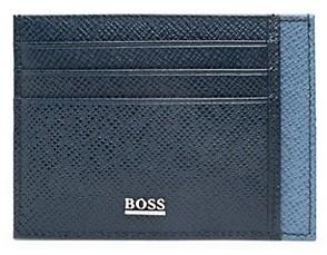 HUGO BOSS Leather Card Case