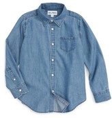 DL1961 Boy's Franklyn Chambray Shirt