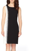 Tahari Women's Embellished Sheath Dress