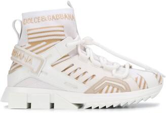 Dolce & Gabbana Sorrento high-top trekking sneakers