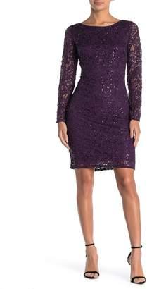 Marina Short Lace Dress