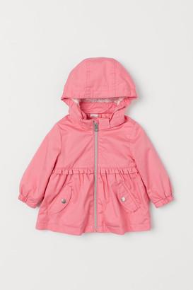 H&M Cotton Parka - Pink
