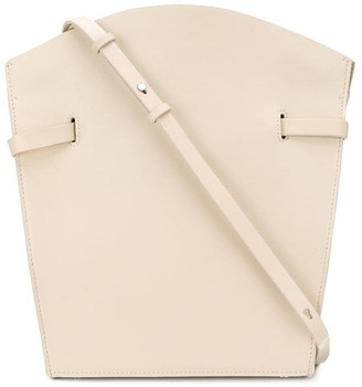 Aesther Ekme Midi leather satchel