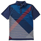Bobby Jones XH20 Tribecca Printed Plaid Short-Sleeve Polo