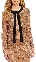 Preston & York Tybi Lace Suiting Jacket