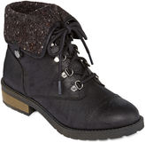 Arizona Daisy Womens Lace-Up Boots