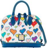 Dooney & Bourke Heart Bitsy Bag