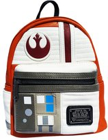 Loungefly Disney Star Wars Rebel Cosplay Rogue One mini backpack