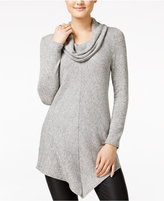 Amy Byer Juniors' Cowl-Neck Sweater
