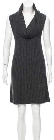 Theory Wool-Blend Sweater Dress