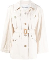 Thumbnail for your product : Acne Studios Multi-Pocket Belted Jacket