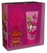 Betsey Johnson By For Women. Set-eau De Parfum Spray 3.4 oz & Body Lotion 6.7 oz
