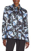 Style Stalker Mulholland Floral-Print Top