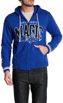 Mitchell & Ness NBA Magic Blank Hood Jacket