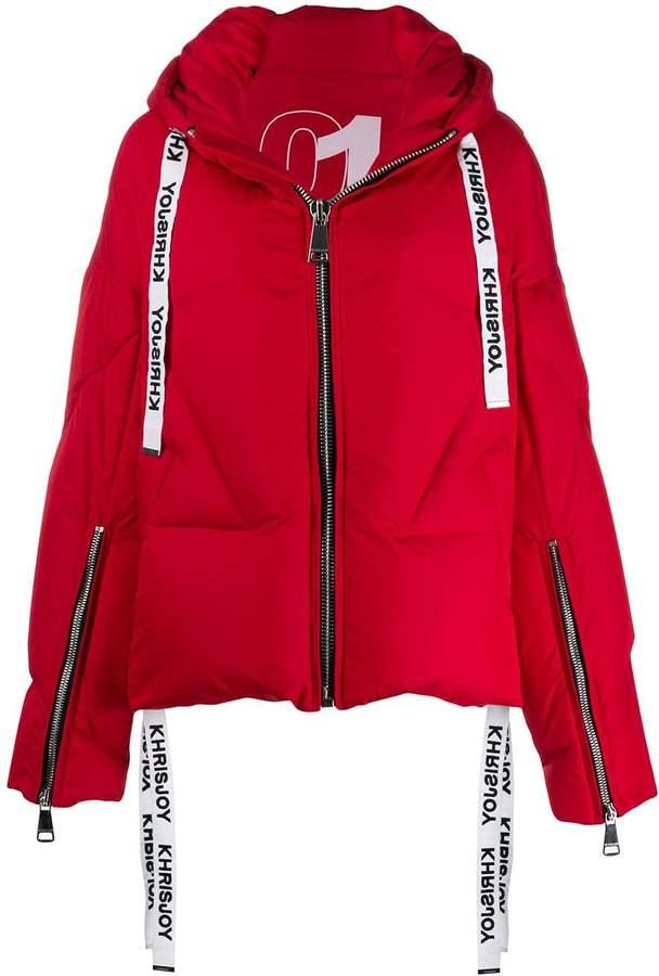 b15251b5d8 Khrisjoy oversized padded jacket