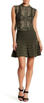 Romeo & Juliet Couture Knit Flared Skirt
