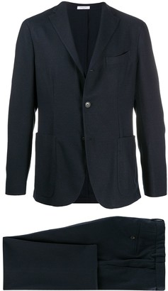 Boglioli Two-Piece Wool Suit