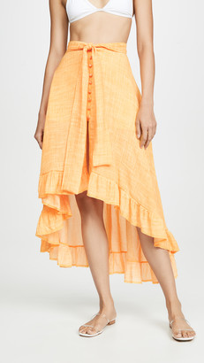 Peixoto Midi Skirt