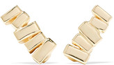 Suzanne Kalan 18-karat Gold Earrings