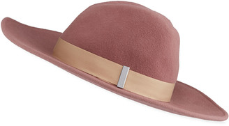 Gigi Burris Millinery Jeanne Rabbit Felt Fedora Hat