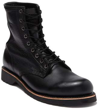 Thorogood Tomahawk Polyped Leather Boot