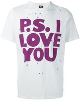 Paul Smith 'I Love You' T-shirt