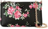 Dolce & Gabbana mini rose print shoulder bag