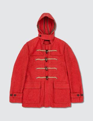 DSQUARED2 Mix Wool Coat