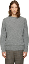 Noah Grey cross Country Sweater