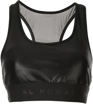 Koral Infinity performance sports bra