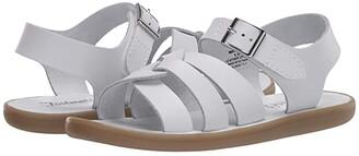 FootMates Wave (Infant/Toddler/Little Kid) (White) Kid's Shoes