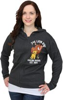 Freeze Lion King Juniors Reversible Hooded Sweatshirt - S