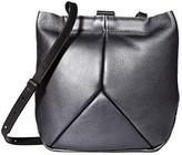 Ecco Ella Crossbody (Magnet Metallic) Cross Body Handbags