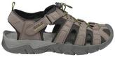 Gola Dark Brown/black/sun 'shingle 2' Sandals