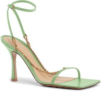 Bottega Veneta Lounge Chain Strap Sandal