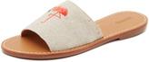 Soludos Flamingo Slide Sandals