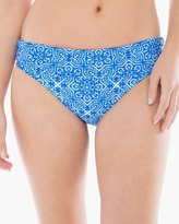 Chico's Tile We Meet Again Swim Bottoms
