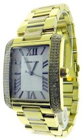 Michael Kors MK3254 Emery Golden Stainless Steel Crystal Quartz Watch