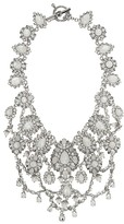 Marchesa Drama Collar Necklace, 16""