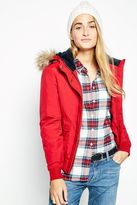 Jack Wills Finchette Down Filled Bomber Jacket