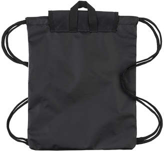 Puma Women's 001 - Black Top-Handle Evercat Rhythm Carrysack Drawstring Backpack