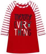 Joe Fresh Merry Everything Nightie (Toddler & Little Girls)