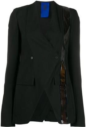 Ilaria Nistri Stripe Detailed Blazer