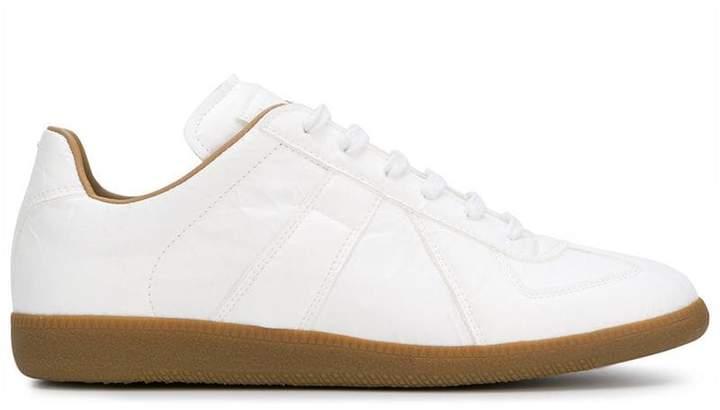 Maison Margiela Replica paper effect sneakers